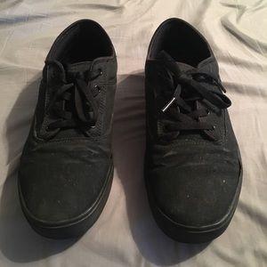 Men's Size 9 All Black Etnies Sneakers